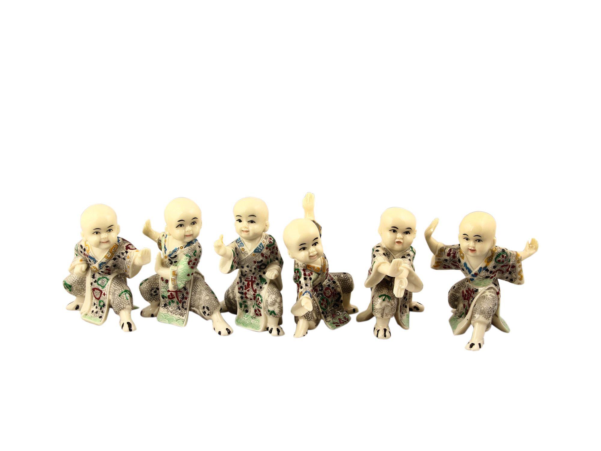 Karate Kid Figurines (Set Of 6) Karate kid, Karate