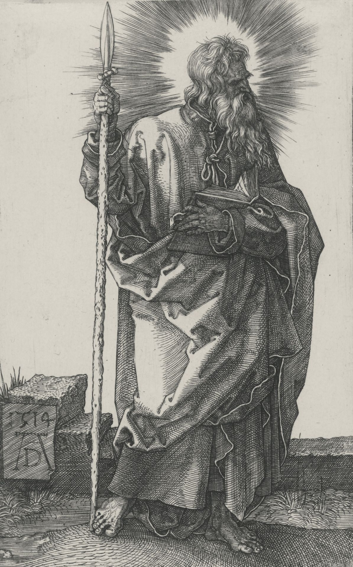 Saint Thomas 1514 Albrecht Durer In 2019