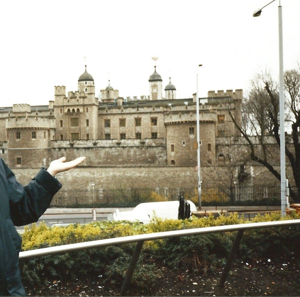1998 The Tower of London