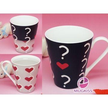 valentine mug changes color with heat Ultimate Coffee Mug