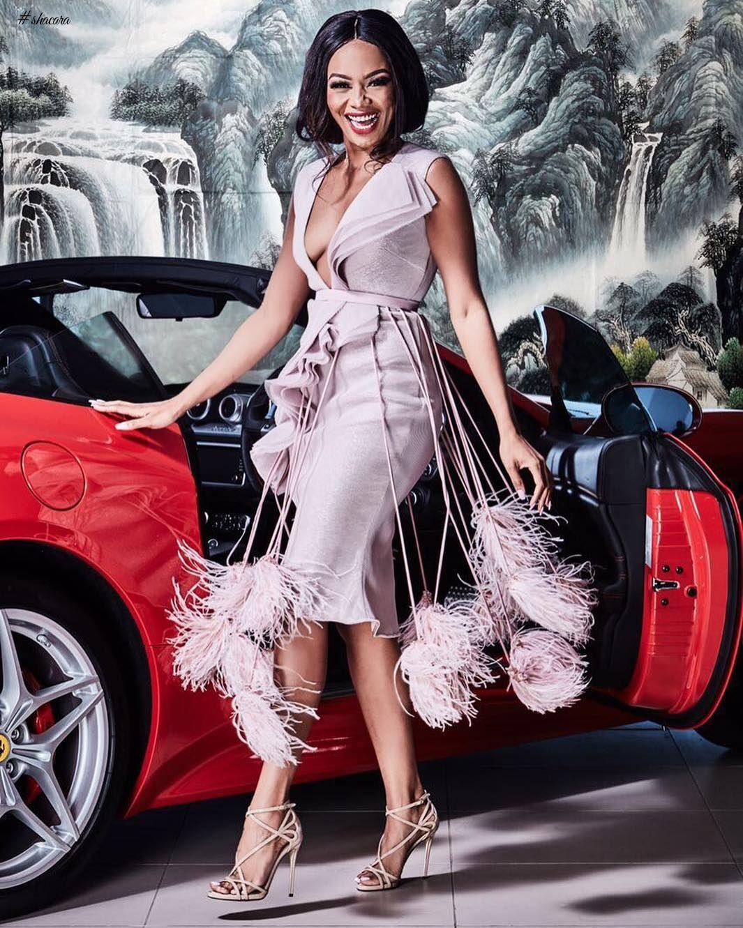 5 Fabulous Style Shots Of Bonang Matheba We Love in 2020