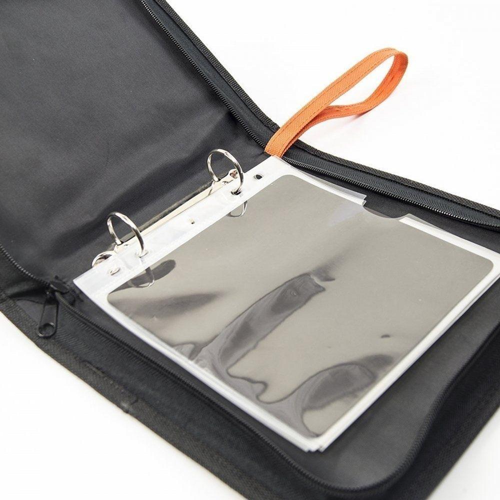 Tonic Medium Ringbinder Die Case 344e 6 Inserts & 6