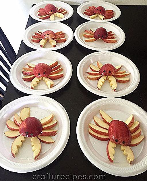 aperitivos  snacks essen ideen und essen für kinder