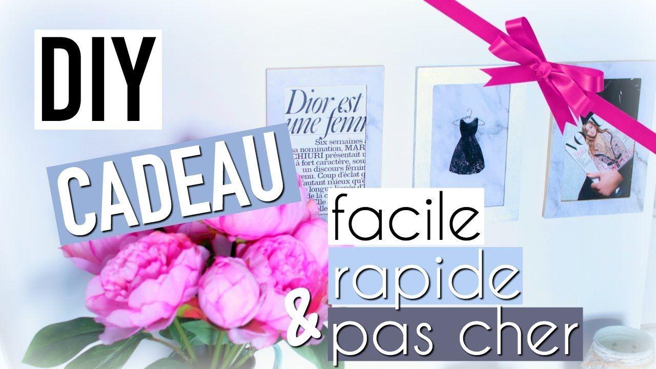 Diy Noël Cadeau Mixte Facile Rapide Pas Cher Diy Challenge