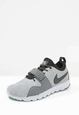 finest selection 8418b 9e810 Nike SB TRAINERENDOR - Chaussures de skate - cool grey black dark grey wolf  grey - ZALANDO.FR