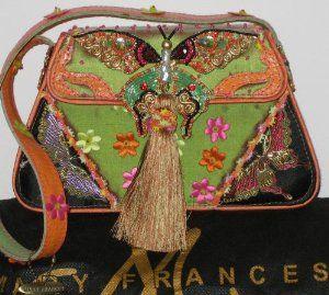 Mary Frances Handbags Retired Handbag