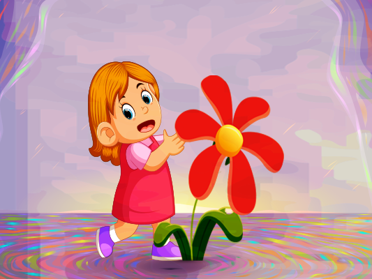 قصة ندى والوردة الجميلة قصة عن فصل الربيع للاطفال بالصور بتطبيق حكايات فالربيع فصل البهجة والجمال والأزهار بألوانها الجميلة Crafts For Kids Crafts Kids