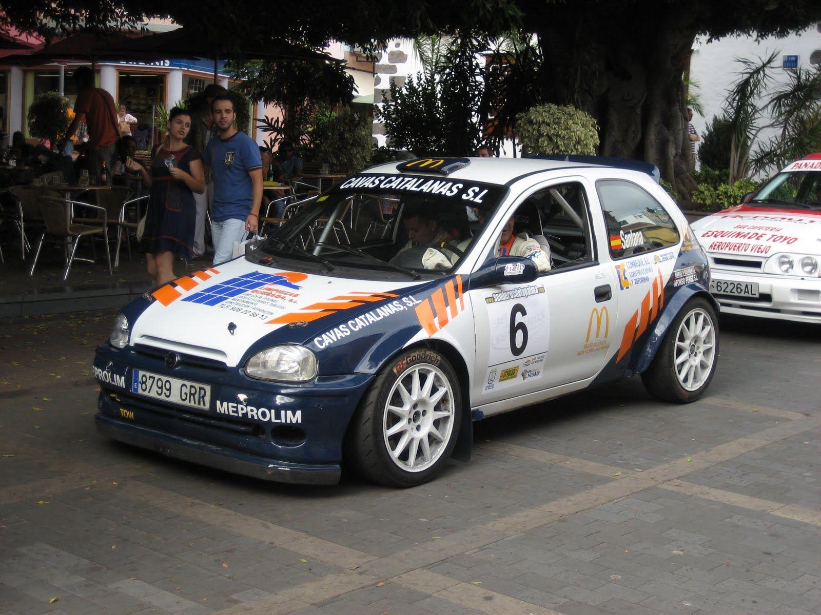 Opel Corsa B Kit Car | All Racing Cars | Opel corsa, Rally car racing,  Vauxhall corsa