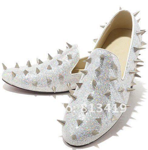 Price: US $75.98 / pair Men shiny white