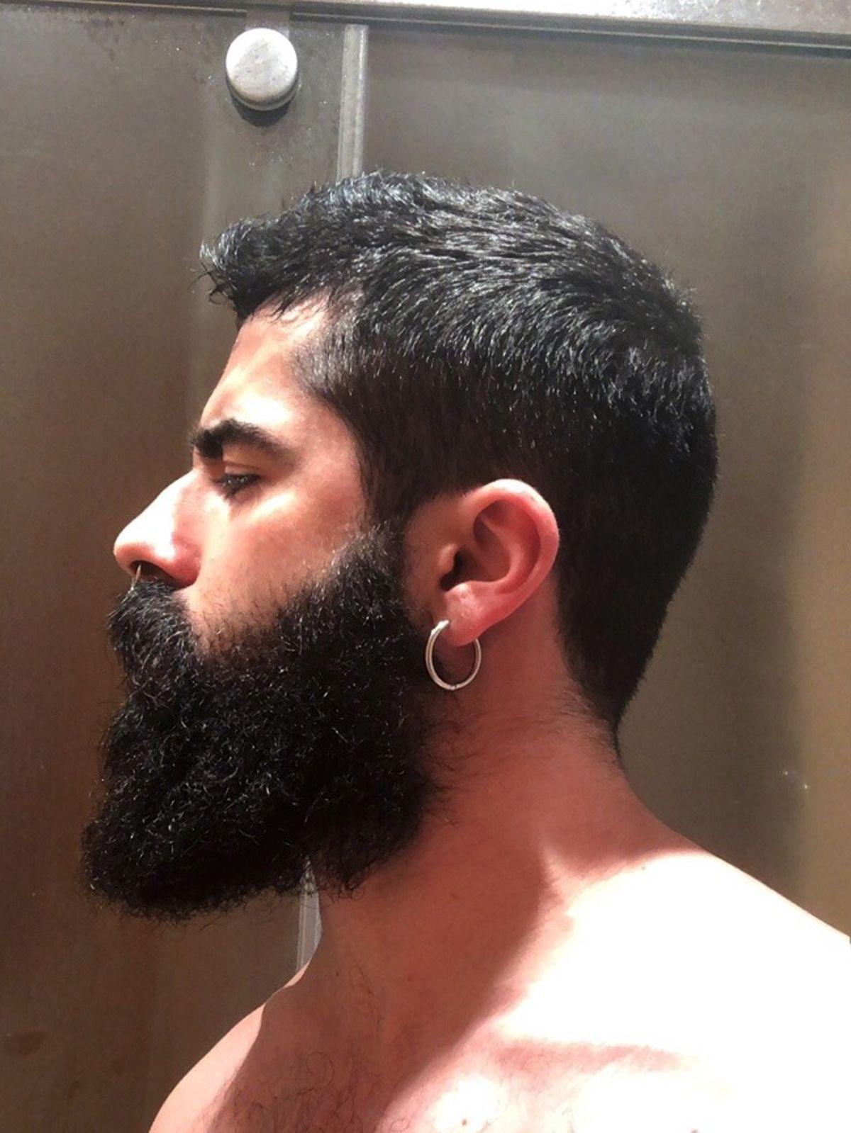 Pin Van Jorgito Vazquez Op Beards Are Beautiful Mooie Mannen Mannen Beertjes