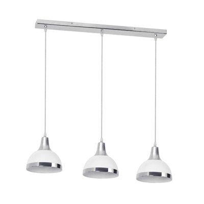 All home 3 light kitchen island pendant reviews wayfair uk