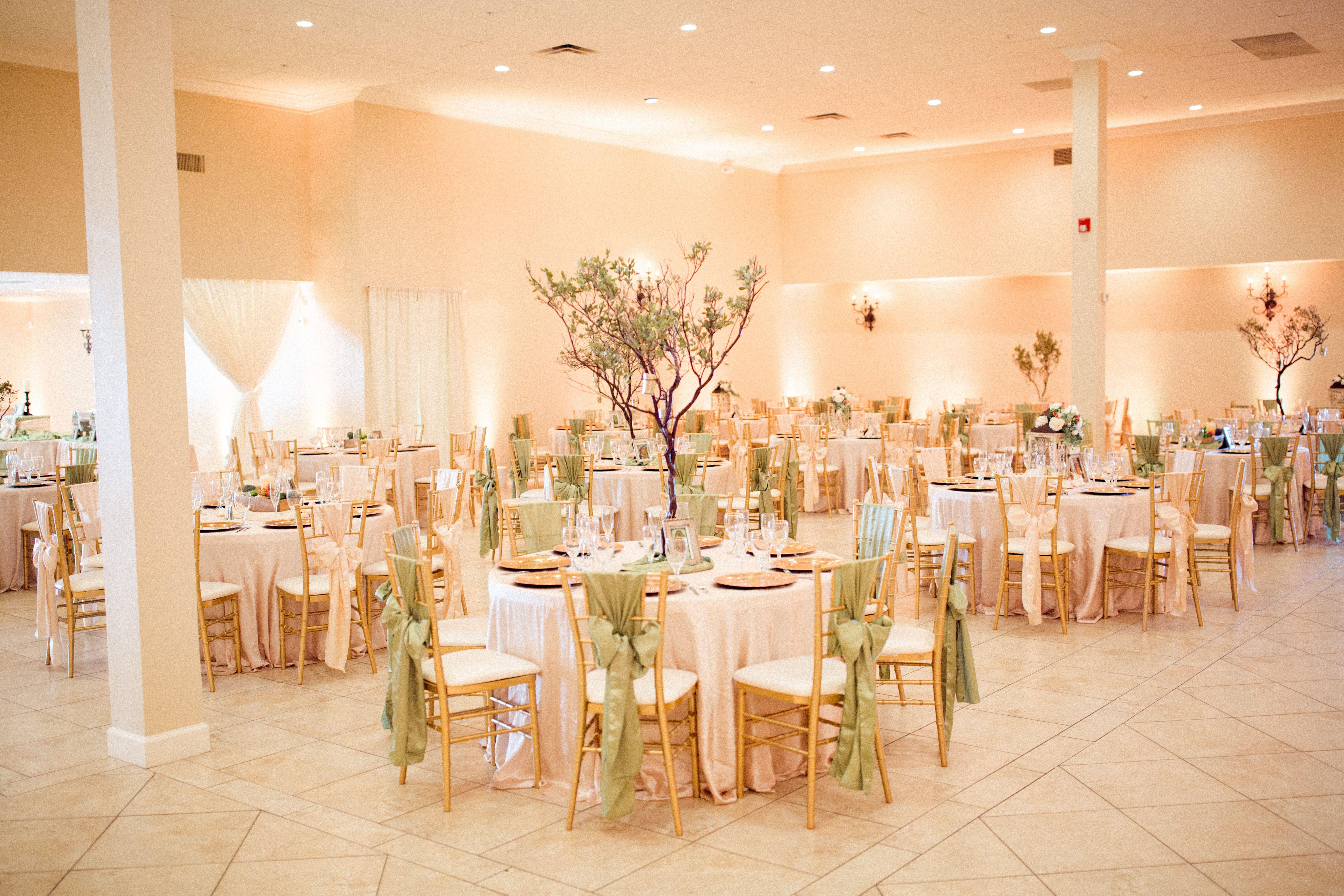 Venue: Garden Tuscana Reception Hall Location: Mesa ...