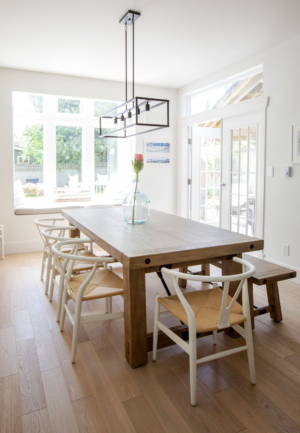 A West Coast Boho Home In Vancouver Rue Dining Room Decor