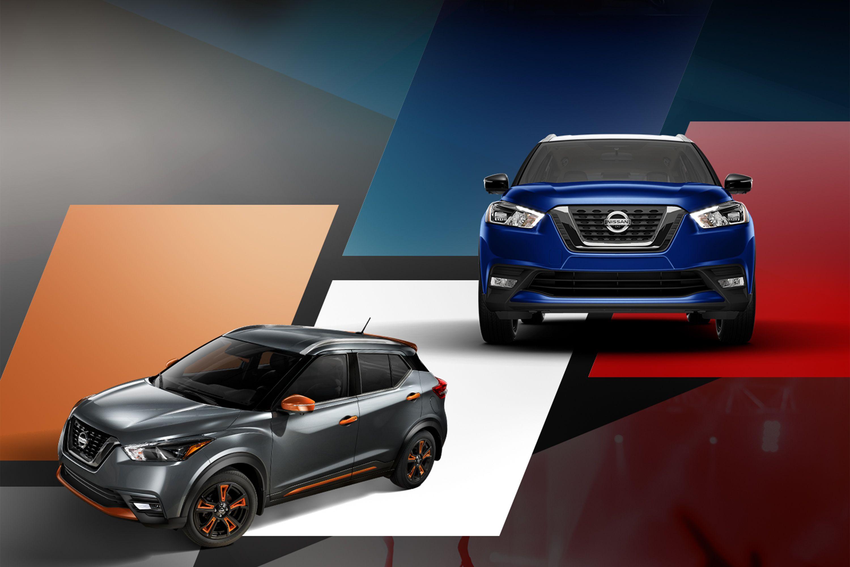 Brand New Nissan Kicks Conklin Nissan Hutchinson Nissan New Nissan Crossover Suv