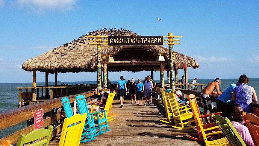 Cocoa Beach Restaurants On The Water Rikki Tiki Tavern Cocoa Beach Restaurants Cocoa Beach Florida Cocoa Beach
