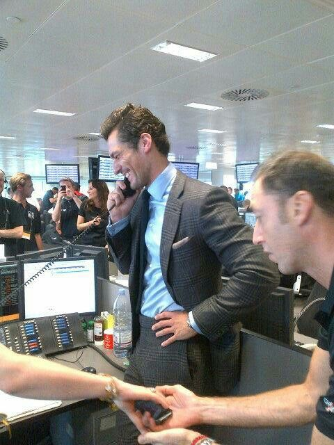 David Gandy #BGCCharityDay