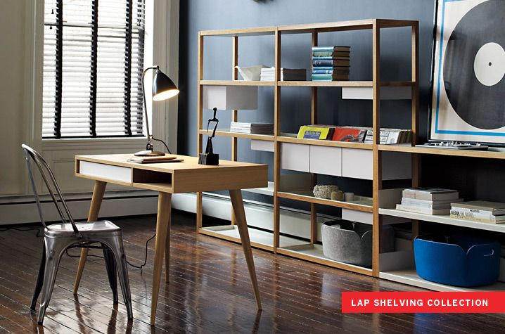Lap Shelving System - Design Within Reach