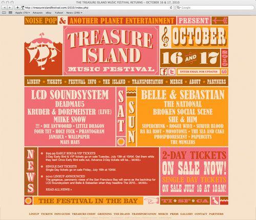 Treasure Island Music Festival by Jeff Canham