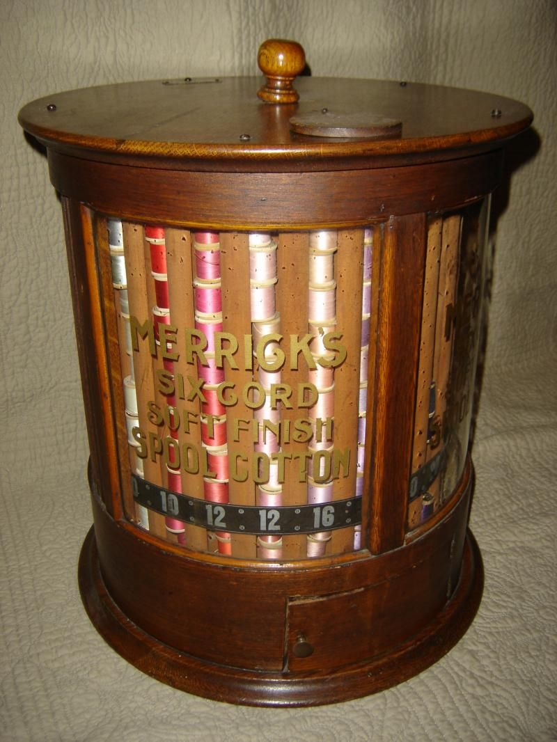 Revolving Merrick S Spool Cabinet Love This Vintage