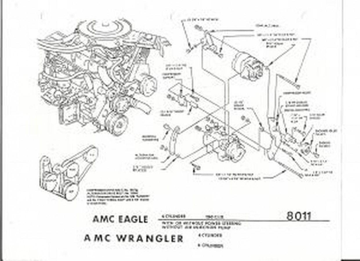 [DIAGRAM] Amc Eagle Engine Diagram