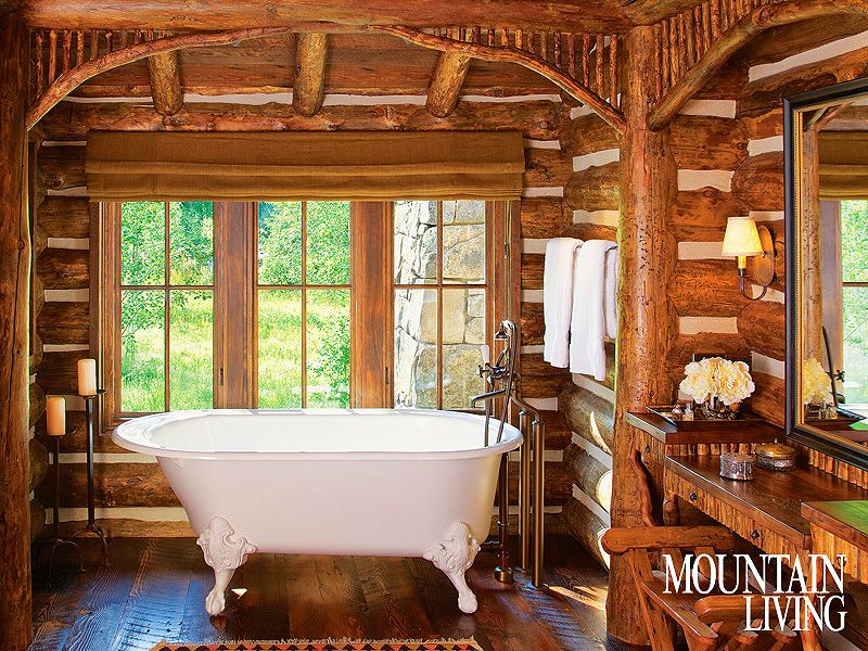 Sweet! For the Home Pinterest Mountain living, Rustic