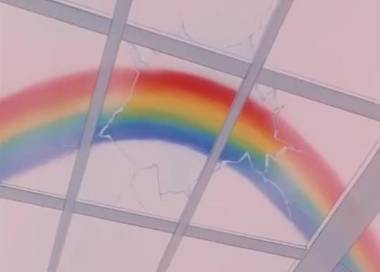Pin by 𝕤𝕡𝕖𝕖𝕕 ・゚ *・゚ on anime & manga Rainbow aesthetic
