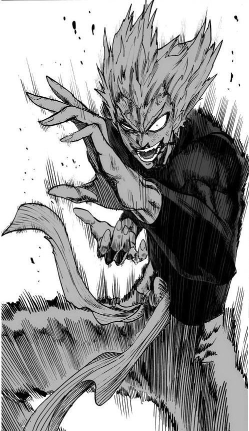 Garou. OnePunch - Man | Manga characters | One punch man, One punch man manga и One punch