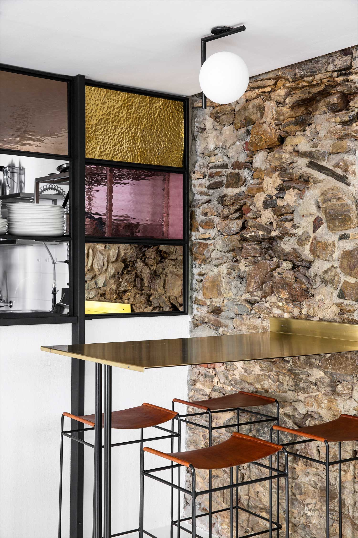 Mulberry & Prince Restaurant in Cape Town by Atelier Interiors ...