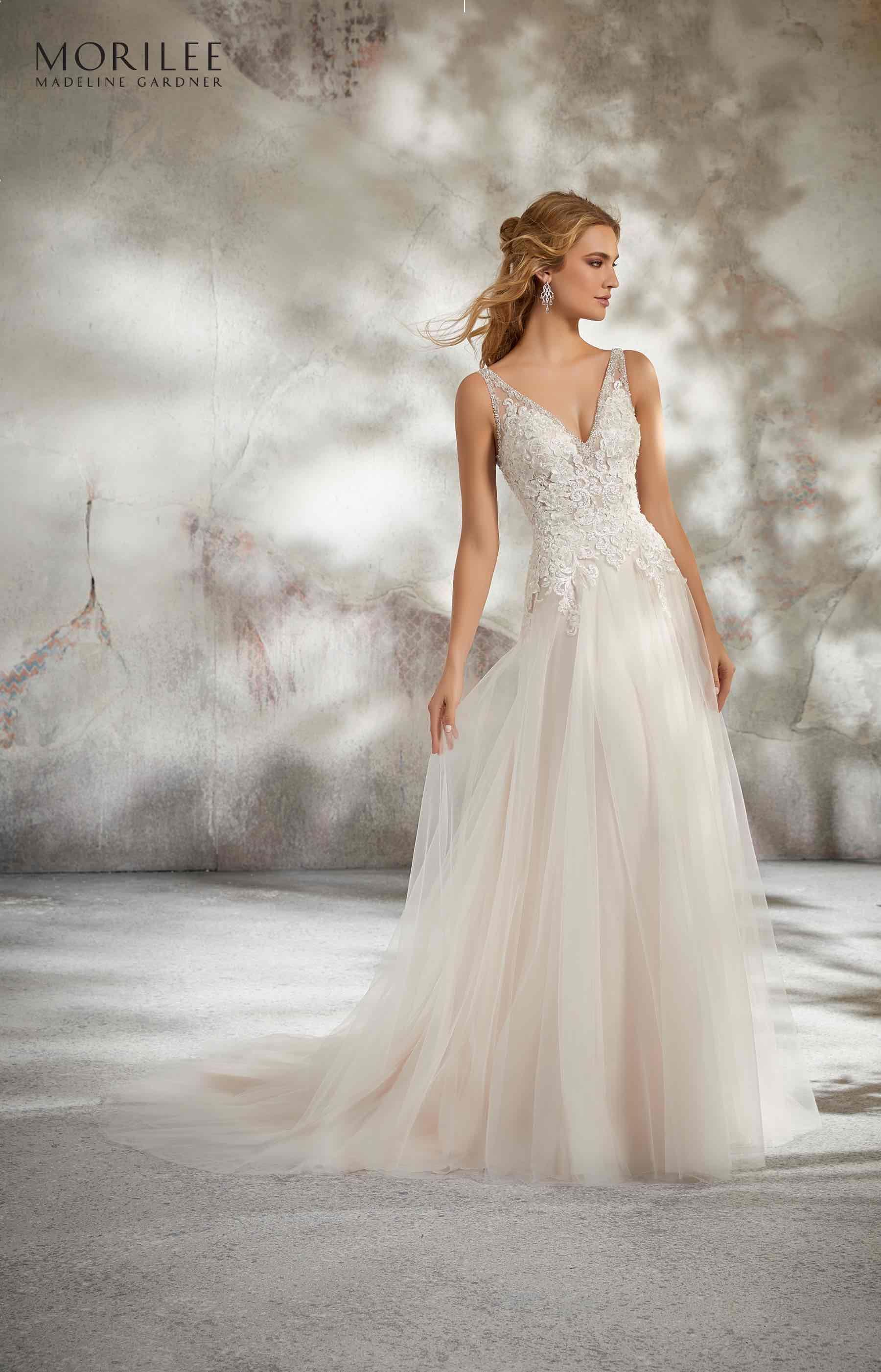 Sposa Vienna Morilee Brautmode Brautkleid Sposa Vienna Kleider Hochzeit Hochzeitskleid Braut