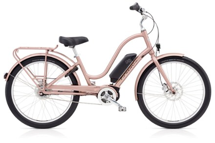 Electra Townie Go 8i Step Through Women S Electric Bike In 2020