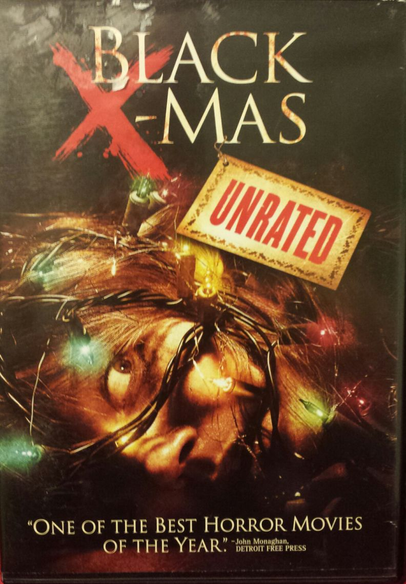 Black christmas, Christmas horror