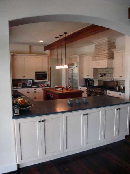 Traditional kitchen layout design remodel bay area for Kitchen remodel bay area