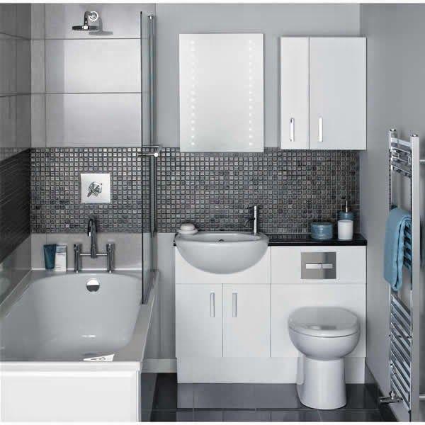 Small bathroom idea Blog Design Innova Pinterest Small