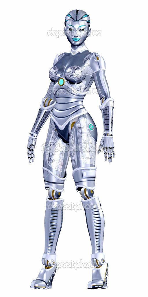 female robot/warriors - Google Search
