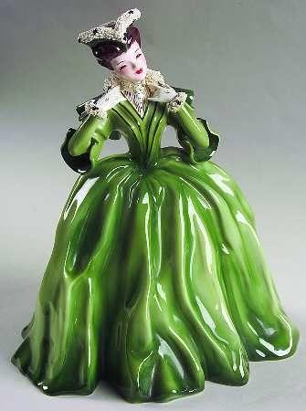Eugenia Green Florence Ceramics Florence Ceramics Figurine At Replacements Ltd Ceramic Figurines Figurines Ceramics