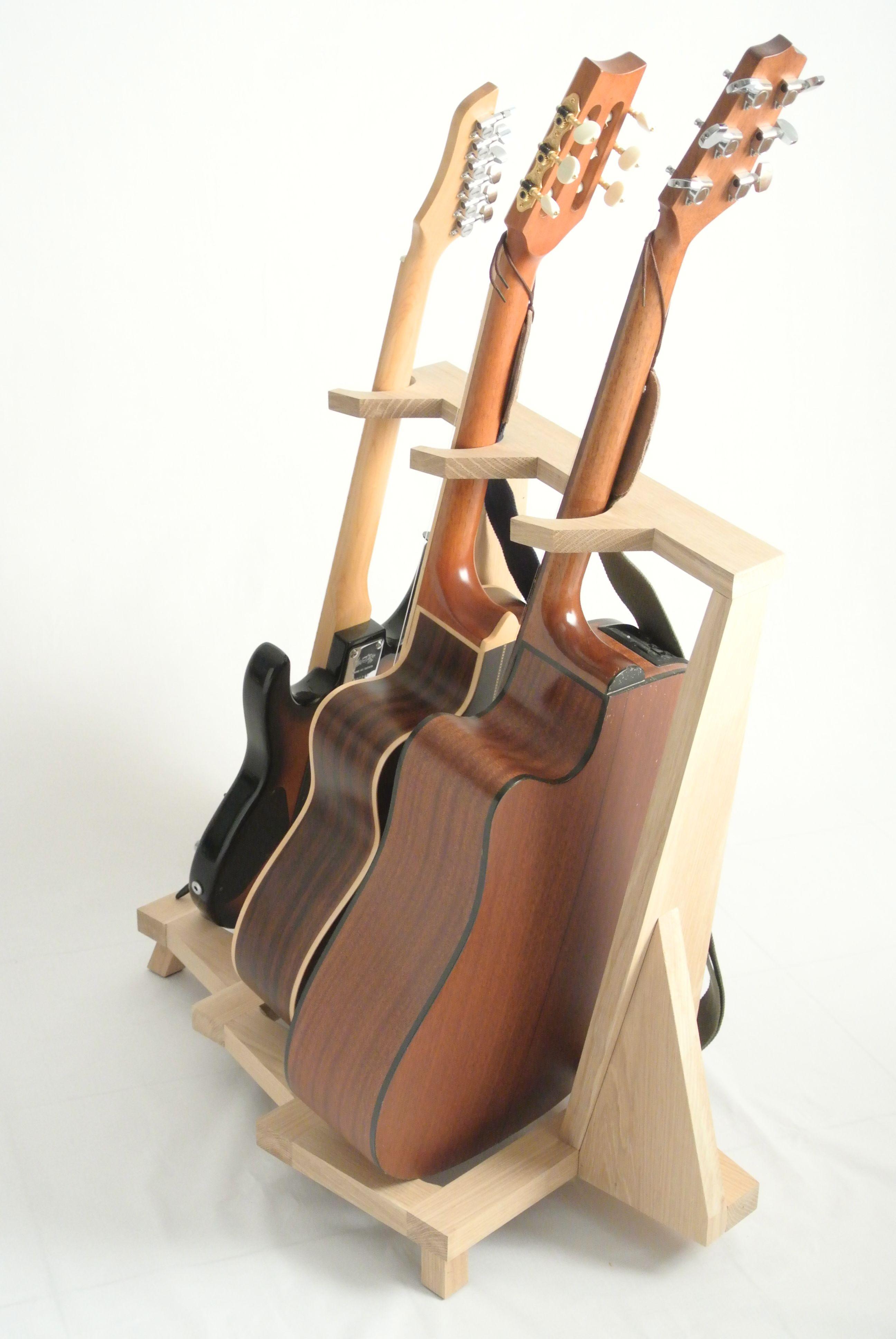 rangement guitare porte guitare pied