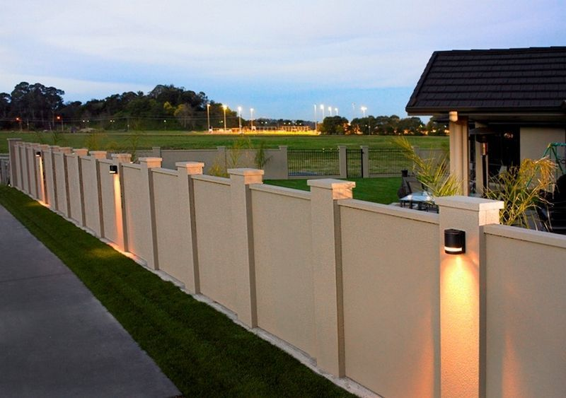 Gallery Modular Walls Fencing Noise Barriers Modularwalls Compound Wall Design Fence Wall Design Fence Design
