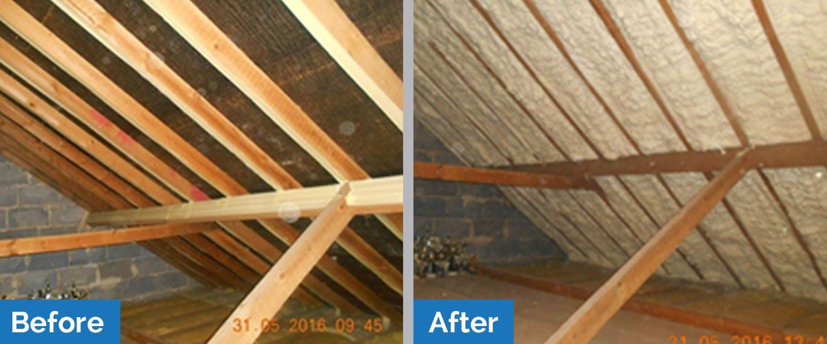 Planning To Make Your Home Warmer Check Out Insulation Easy S Insulation Supplies For Ceilings Insulation We H Home Insulation Ceiling Insulation Renovations