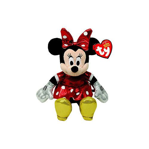 "Minnie Mouse 8 in Ty Beanie Baby -  Costume Super Center - Toys""R""Us"