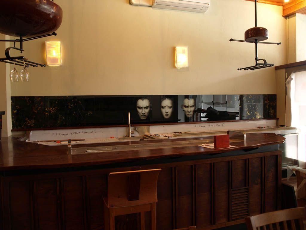Gunstige Selbstklebende Tapete Tapeziert Kuchen Schalen Und Stick Wallpaper Verkauf Vinyl Tapeten Kleber Kuch Kitchen Wall Panels Glass Wall Design Wall Design