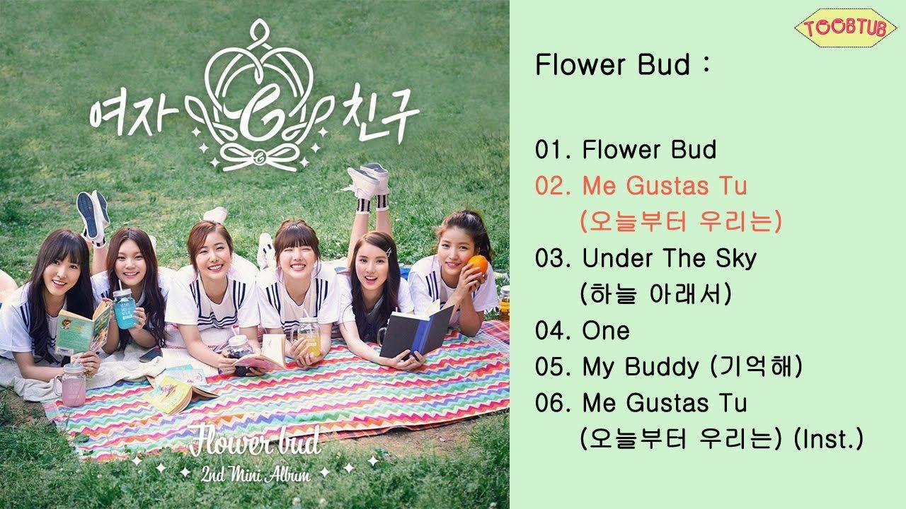 [Full Album] GFRIEND (여자친구) Flower Bud [2nd Mini Album]