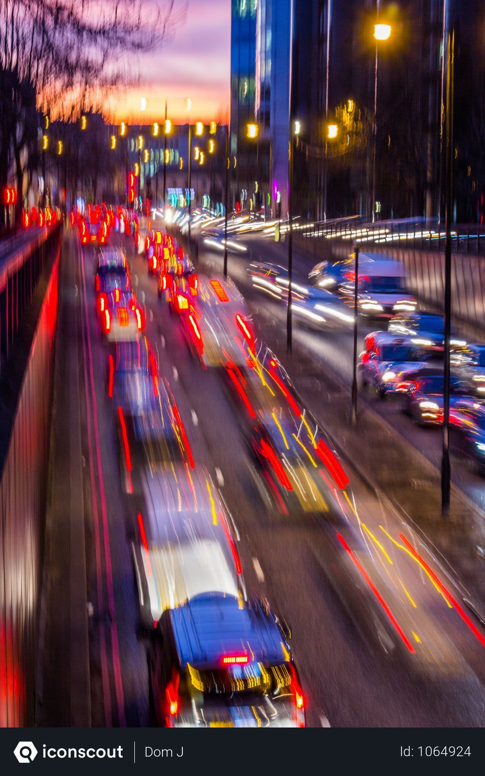 Free Speed Light Photography Of Cars In Traffic Photo Time Photography Light Photography Time Lapse Photography
