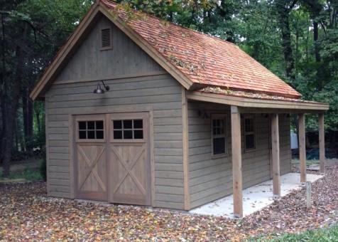 14 X 24 Montcrest Garage Garrison Ny In 2020 Building A Shed Garage Door Design Shed Building Plans