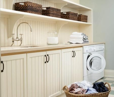 Pin By Sarah Harrington On Home Ideas Country Laundry Rooms