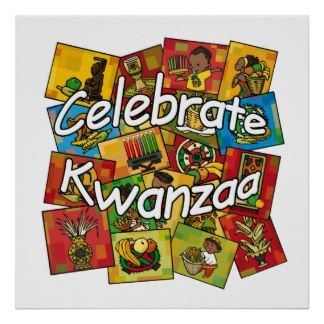 Kwanzaa Pictures to Print | African Heritage Posters, African Heritage Prints - Zazzle UK