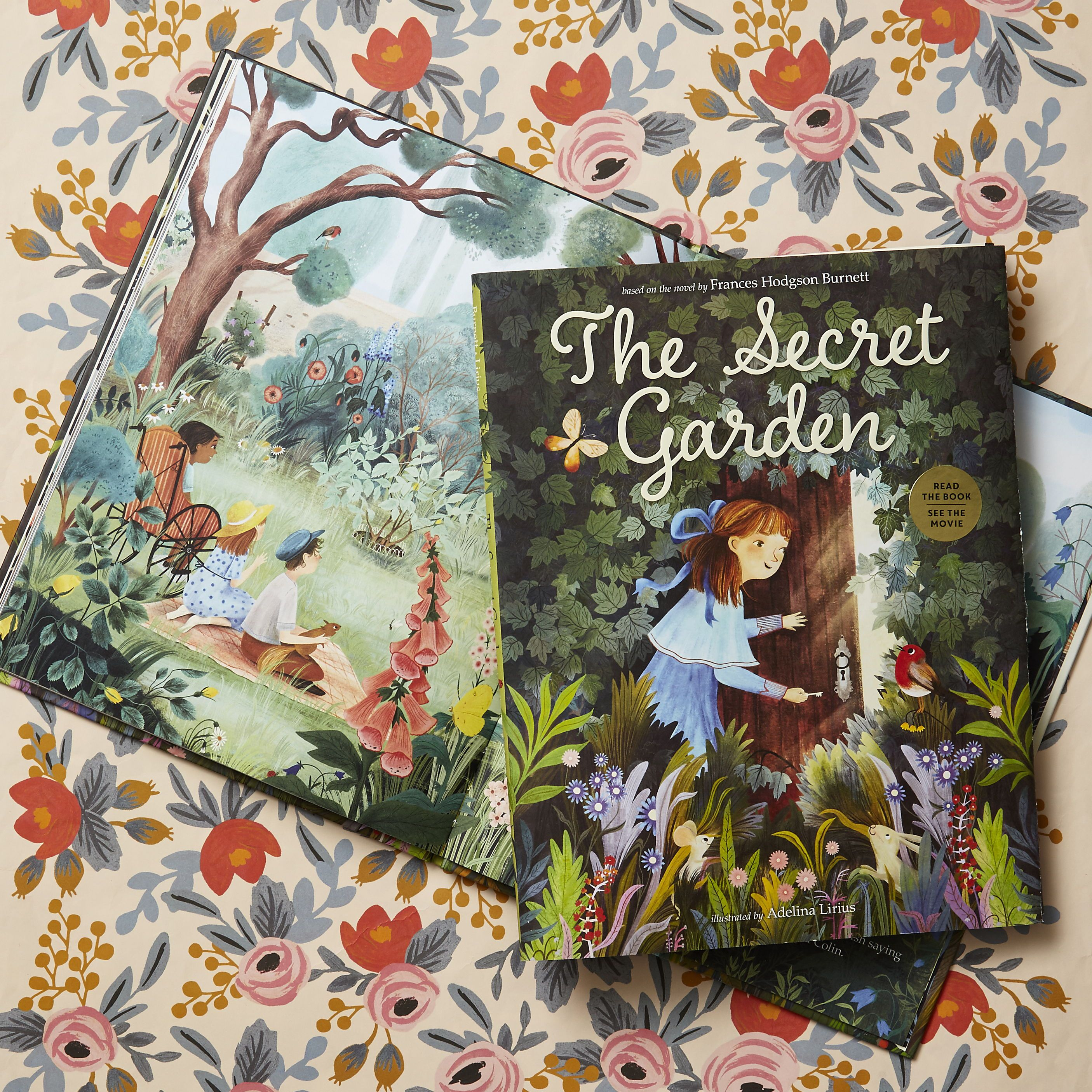 The Secret Garden in 2020 Picture book, Social themes