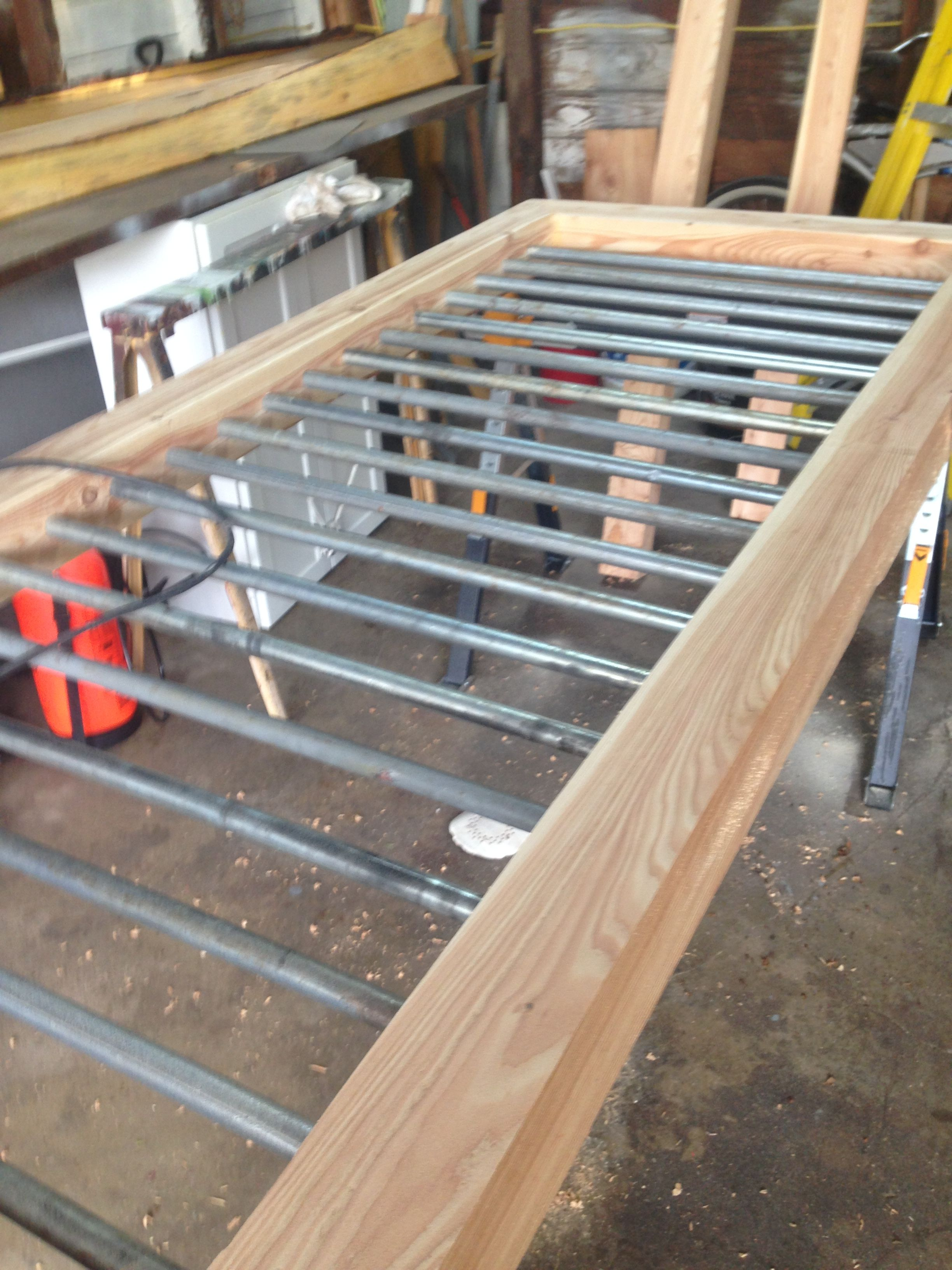 Best Railings Made From 3 4 Electrical Conduit Deck Railings 400 x 300