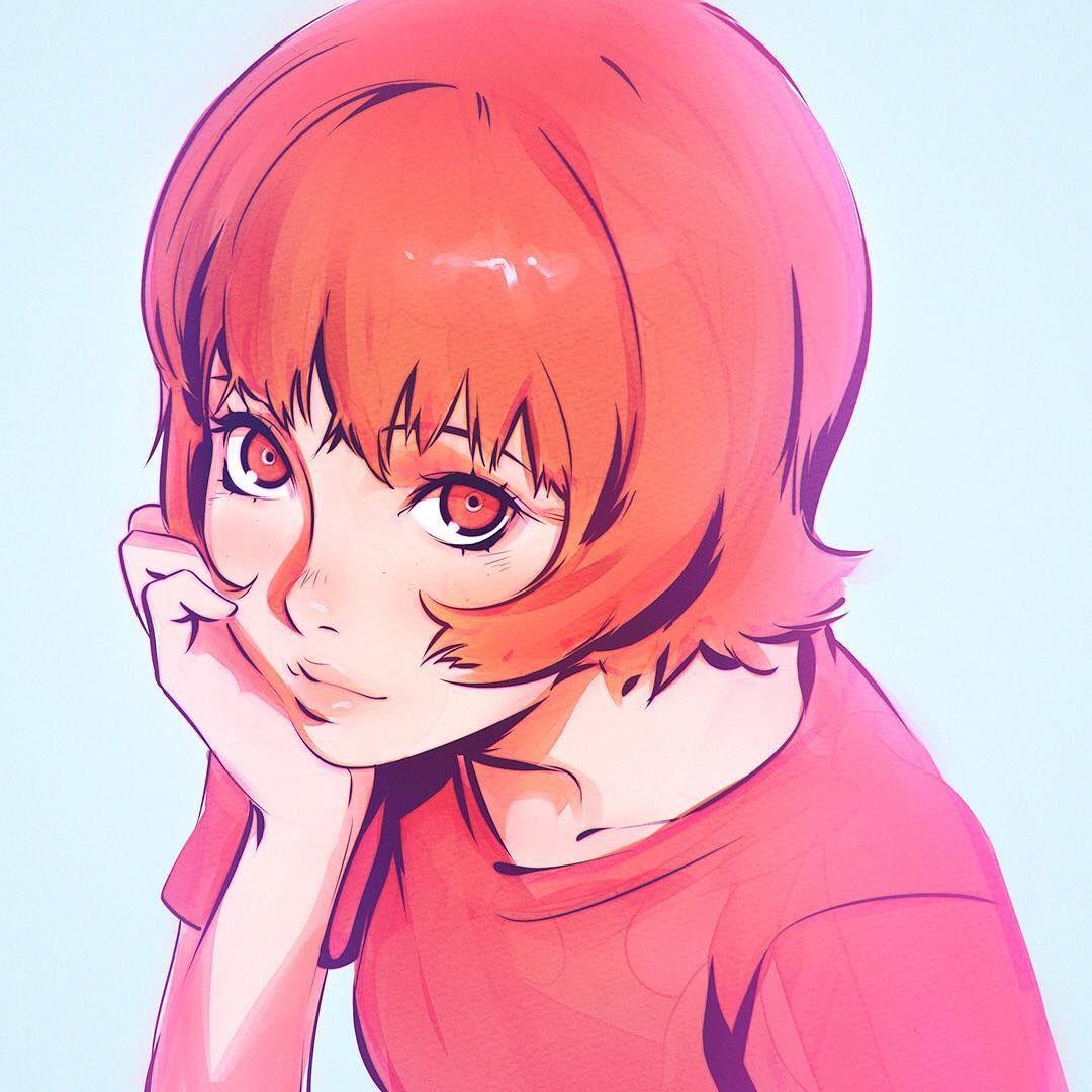 paprika Ilya kuvshinov, Anime drawings, Anime wallpaper