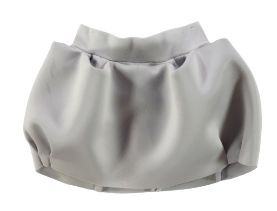Nikolia Rock Skirt