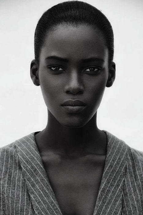Beautiful Black Female Models - Full Movie-7370